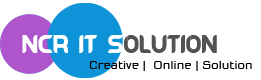NCR IT SOLUTION logo